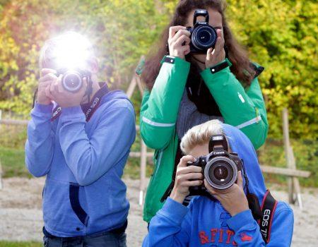 Fotokurs für Kinder ab 8 Jahre – 07.03.2019